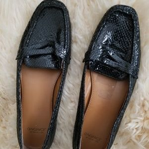 Leather Joan & David Loafers